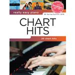 Hal Leonard Easy Piano: Chart Hits