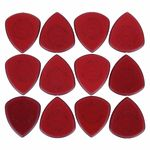 Dunlop Flow Jumbo Picks 2.50 red