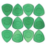 Dunlop Flow Jumbo Picks 2.00 green