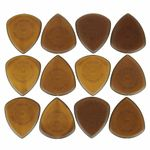 Dunlop Flow Standard Picks 3.00 Olive