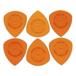 Dunlop Flow Standard Picks 1.00 brown