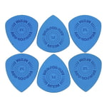 Dunlop Flow Standard Picks 0.73 blue