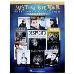 Hal Leonard Justin Bieber Collection PVG
