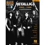 Hal Leonard Metallica: 1983-1988 Bass