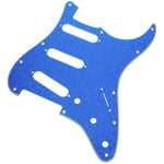 dAndrea ST-Pickguard Blue Sparkle
