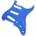 dAndrea ST-Pickguard SSS Blue Sparkle