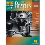 Hal Leonard Drum Play-Along The Beatles
