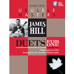 Hal Leonard Ukulele James Hill Duets
