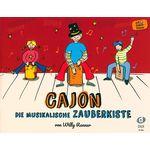 Edition Dux Cajon musikalische Zauberkiste