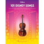 Hal Leonard 101 Disney Songs: Viola