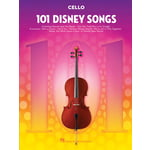 Hal Leonard 101 Disney Songs: Cello