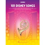 Hal Leonard 101 Disney Songs: Horn