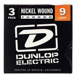 Dunlop Light 009-042 3-Pack