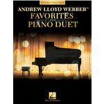 Hal Leonard A. L. Webber Favorites Duet
