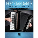 Hal Leonard Pop Standards For Accordion