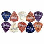Taylor Picks Marble Assortment Medium