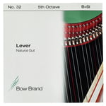 Bow Brand NG 5th B Gut Harp String No.32