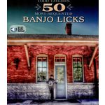 Centerstream 50 Most Requested Banjo Licks