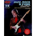 Hal Leonard Jazz, Rock & Funk Guitar