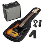 Fender SQ Affinity PJ Bass Pack BSB