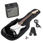 Fender SQ Strat Pack SSS BLK GB