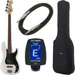 Fender SQ Affinity P-Bass PJ O Bundle