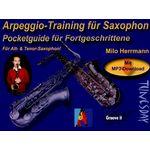 Tunesday Records Arpeggio-Training for Sax
