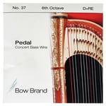 Bow Brand Pedal Wire 6th D String No.37