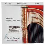 Bow Brand Pedal Wire 6th E String No.36