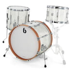 "British Drum Company Lounge Series 20"" Wind. Pearl"