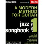 Berklee Press Modern Method Guitar - Jazz