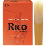 DAddario Woodwinds Rico Baritone Sax 3