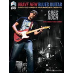 Hal Leonard Brave New Blues Guitar
