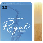DAddario Woodwinds Royal Alto Sax 3,5