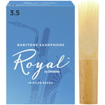 DAddario Woodwinds Royal Baritone Sax 3,5