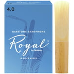 DAddario Woodwinds Royal Baritone Sax 4