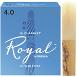 DAddario Woodwinds Royal Boehm Bb- Clarinet 4