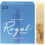 DAddario Woodwinds Royal Boehm Eb-Clarinet 2.0