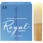 DAddario Woodwinds Royal Soprano Sax 2,5