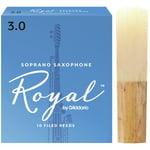 DAddario Woodwinds Royal Soprano Sax 3.0