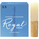 DAddario Woodwinds Royal Soprano Sax 3,5