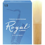 DAddario Woodwinds Royal Tenor Sax 1,5