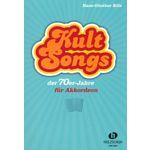 Holzschuh Verlag Kultsongs 70 Accordion