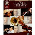 Alfred Music Publishing Easy Classical Themes Tenor S.