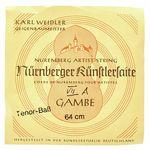 Weidler Tenor Viola da Gamba A String