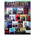 Hal Leonard Chart Hits Of 2017-2018: Easy