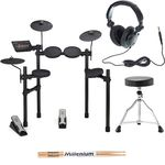 Yamaha DTX402K E-Drum Set Bundle
