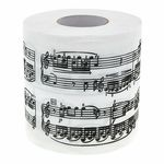 A-Gift-Republic Toilet Paper Sheet Music
