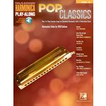 Hal Leonard Harmonica Play-Along Pop