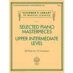 G. Schirmer Piano Masterpieces Upper